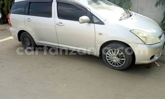 Buy Used Toyota Wish Silver Car in Dar es Salaam in Dar es Salaam