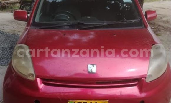 Buy Used Toyota Paseo Red Car in Dar es Salaam in Dar es Salaam