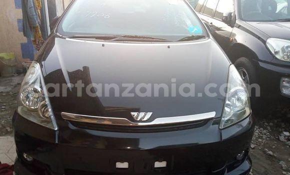 Buy Used Toyota Wish Black Car in Dar es Salaam in Dar es Salaam