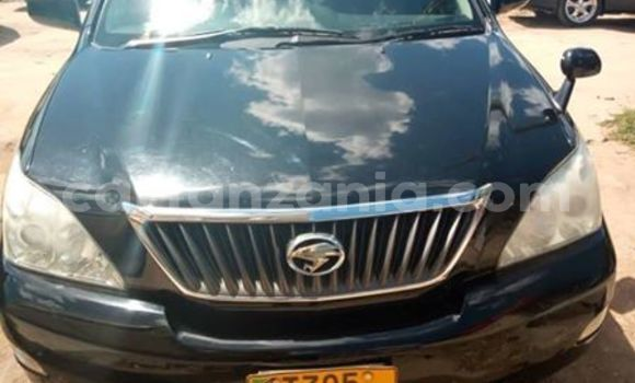 Buy Used Toyota Harrier Black Car in Dar es Salaam in Dar es Salaam