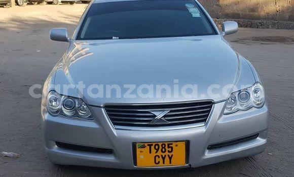 Buy Imported Toyota Mark X Silver Car in Dar es Salaam in Dar es Salaam
