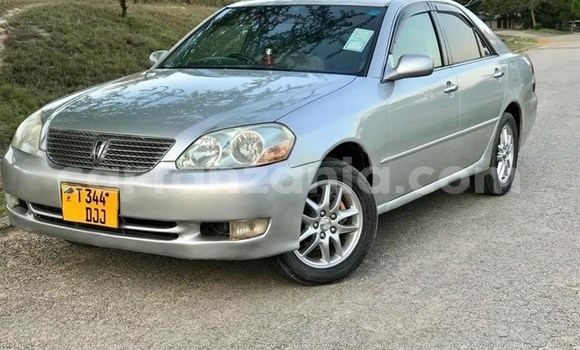 Buy Imported Toyota Mark II Silver Car in Dar es Salaam in Dar es Salaam