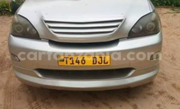 Buy Imported Toyota Harrier Silver Car in Dar es Salaam in Dar es Salaam