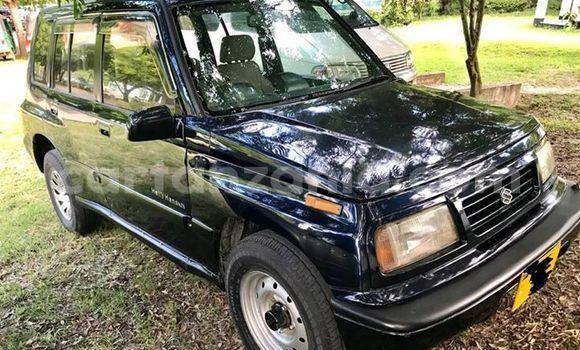 Buy Imported Suzuki Escudo Black Car in Dar es Salaam in Dar es Salaam