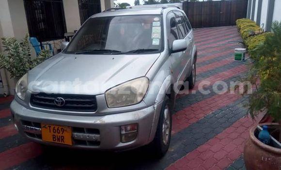 Buy Imported Toyota RAV4 Silver Car in Dar es Salaam in Dar es Salaam