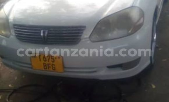 Buy Imported Toyota Mark II White Car in Dar es Salaam in Dar es Salaam