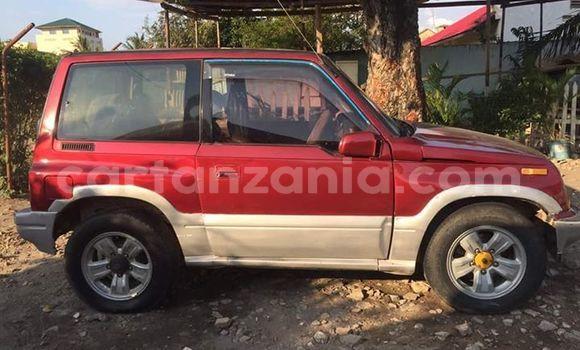 Buy Imported Suzuki Escudo Red Car in Dar es Salaam in Dar es Salaam