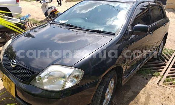 Buy Imported Toyota Vitz Black Car in Dar es Salaam in Dar es Salaam