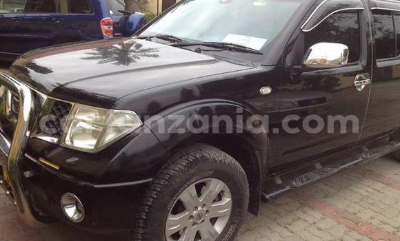 Buy Imported Nissan Navara Black Car in Dar es Salaam in Dar es Salaam
