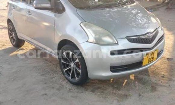 Buy Imported Toyota Ractis Silver Car in Dar es Salaam in Dar es Salaam