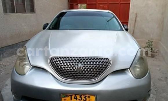 Buy Imported Toyota Verosa Silver Car in Dar es Salaam in Dar es Salaam
