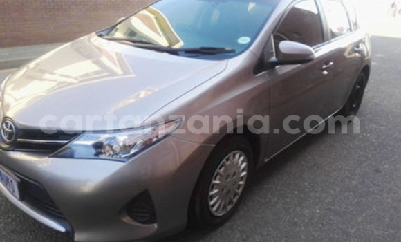 Buy Used Toyota Auris Other Car in Bariadi in Simiyu
