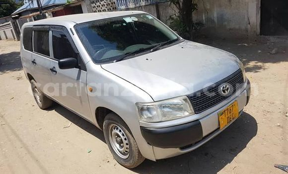 Buy Imported Toyota Probox Silver Car in Dar es Salaam in Dar es Salaam