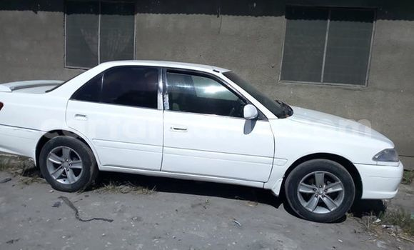 Buy Used Toyota Carina White Car in Dar es Salaam in Dar es Salaam