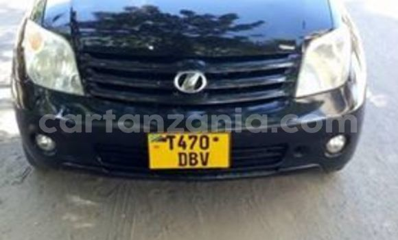 Buy Used Toyota Ist Black Car in Dar es Salaam in Dar es Salaam