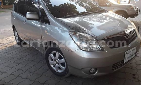 Buy Used Toyota Spacio Silver Car in Dar es Salaam in Dar es Salaam