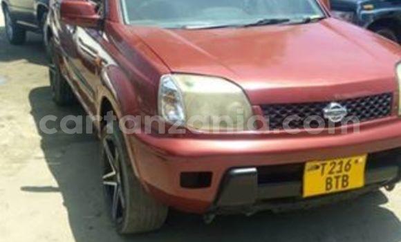 Buy Used Nissan X-Trail Red Car in Dar es Salaam in Dar es Salaam