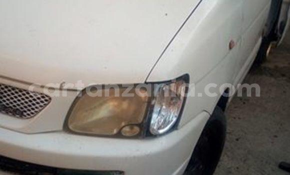 Buy Used Toyota Noah White Car in Dar es Salaam in Dar es Salaam