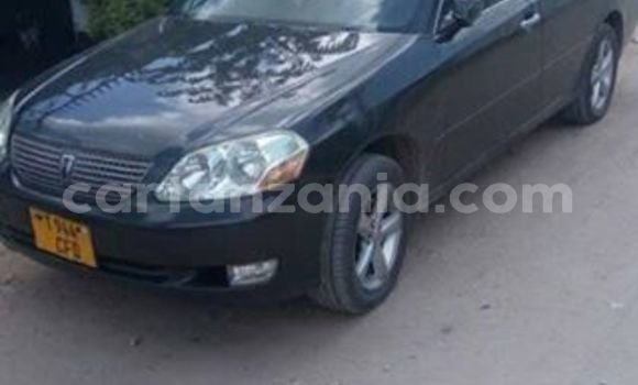 Buy Used Toyota Mark II Black Car in Dar es Salaam in Dar es Salaam