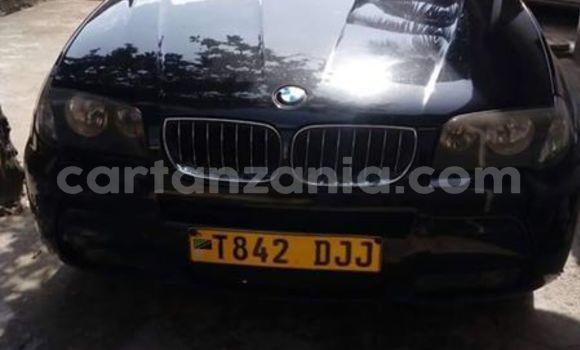 Buy Used BMW X3 Black Car in Dar es Salaam in Dar es Salaam