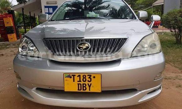 Buy Used Toyota Harrier Silver Car in Dar es Salaam in Dar es Salaam