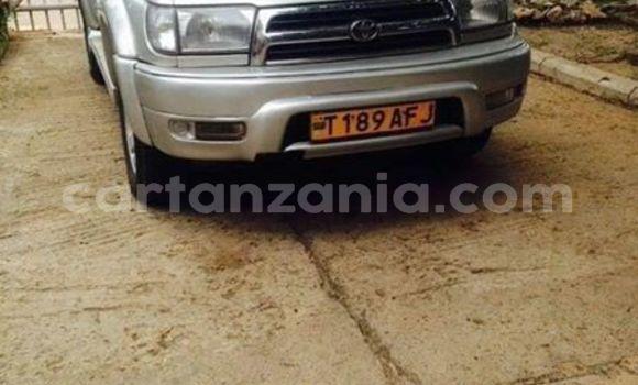Buy Used Toyota Surf Silver Car in Dar es Salaam in Dar es Salaam