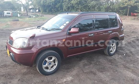 Buy Used Nissan X-Trail Red Car in Arusha in Arusha