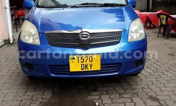 Buy Used Toyota Spacio Blue Car in Arusha in Arusha