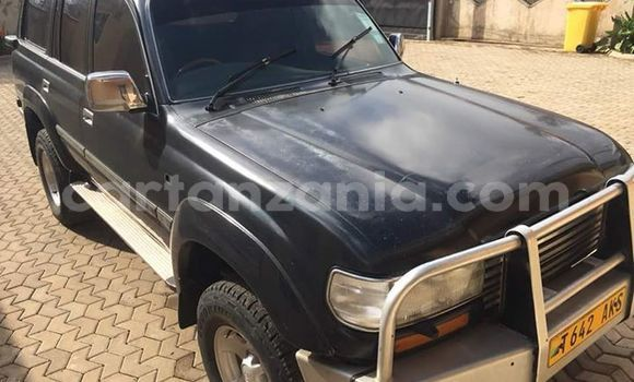 Buy Used Toyota Land Cruiser Black Car in Arusha in Arusha