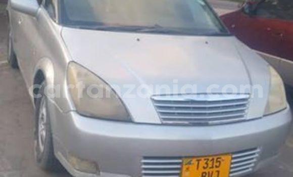 Buy Used Toyota Opa Silver Car in Dar es Salaam in Dar es Salaam