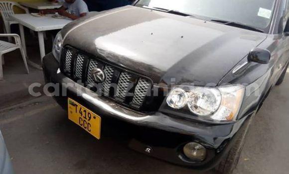 Buy Used Toyota Kluger Black Car in Dar es Salaam in Dar es Salaam