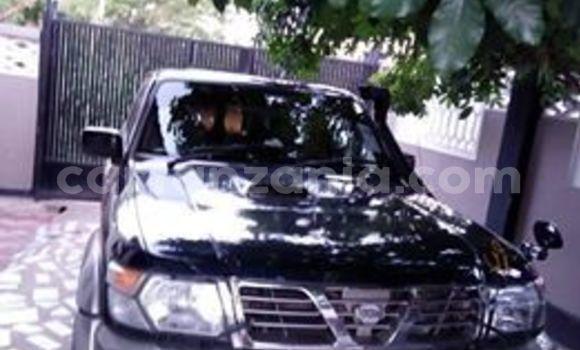 Buy Used Nissan Patrol Black Car in Dar es Salaam in Dar es Salaam