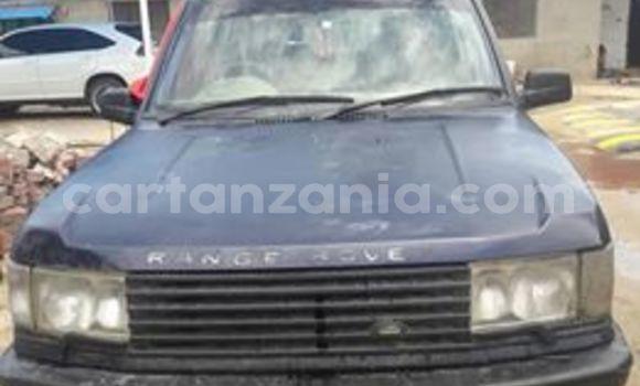 Buy Used Land Rover Range Rover Black Car in Dar es Salaam in Dar es Salaam
