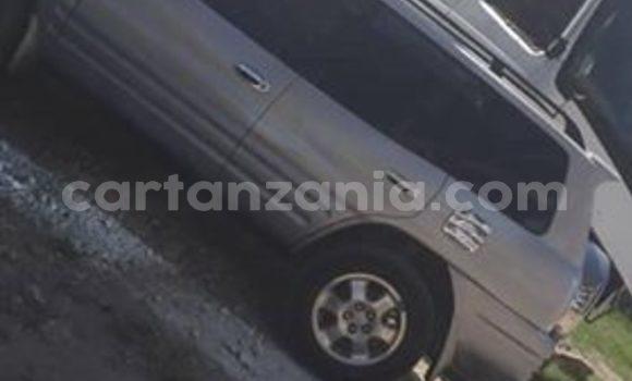 Buy Used Toyota RAV 4 Silver Car in Dar es Salaam in Dar es Salaam