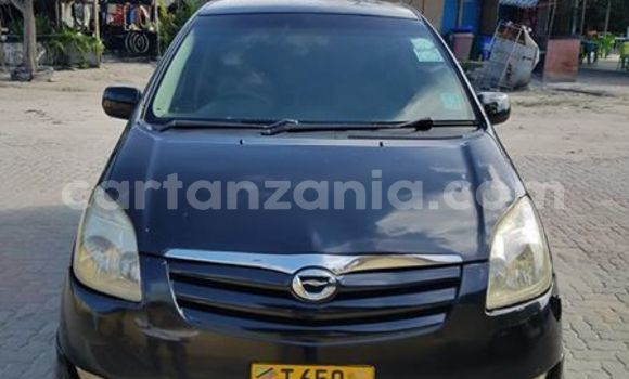 Buy Used Toyota Spacio Black Car in Dar es Salaam in Dar es Salaam
