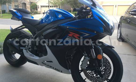 Buy New Suzuki GSR 600 Blue Bike in Bahi in Dodoma