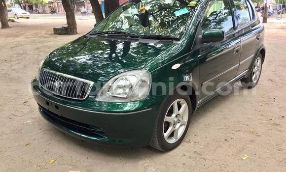 Buy Used Toyota Vitz Green Car in Dar es Salaam in Dar es Salaam