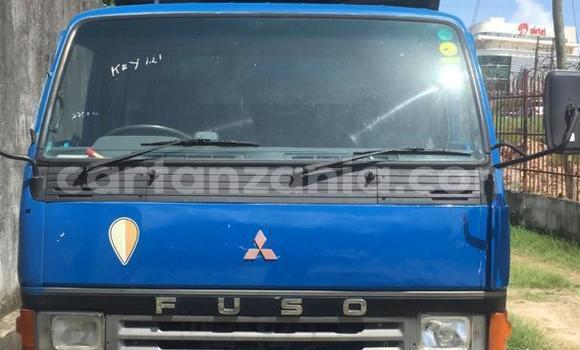 Buy Import Mitsubishi Fuso Fighter Blue Truck in Dar es Salaam in Dar es Salaam