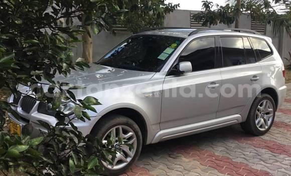 Buy Used BMW 3–Series Silver Car in Dar es Salaam in Dar es Salaam