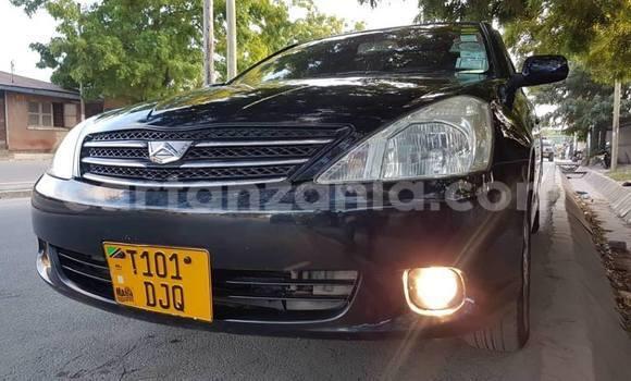 Buy Used Toyota Allion Black Car in Dar es Salaam in Dar es Salaam