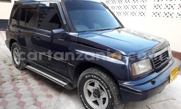 Buy Used Suzuki Escudo Black Car in Dar es Salaam in Dar es Salaam