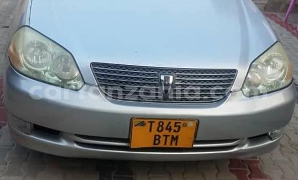 Buy Used Toyota Mark II Silver Car in Dar es Salaam in Dar es Salaam