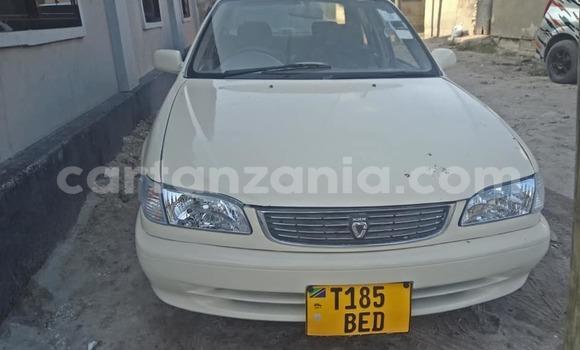 Buy Used Toyota Corolla Beige Car in Dar es Salaam in Dar es Salaam