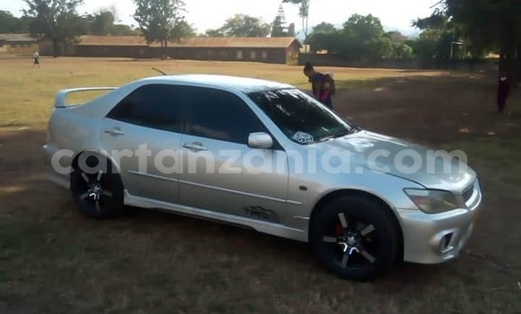 Buy Used Toyota Altezza Silver Car in Arusha in Arusha