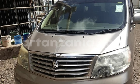 Buy Used Toyota Alphard Other Car in Arusha in Arusha