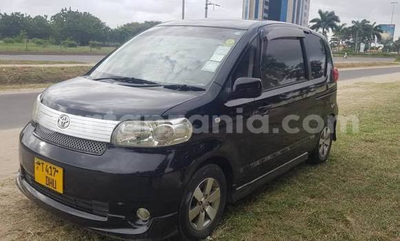 Buy Used Toyota Porte Black Car in Dar es Salaam in Dar es Salaam