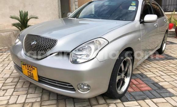 Buy Used Toyota Verosa Silver Car in Dar es Salaam in Dar es Salaam
