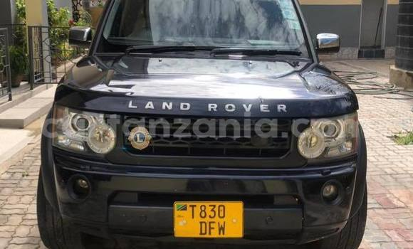 Buy Used Land Rover Discovery Black Car in Dar es Salaam in Dar es Salaam