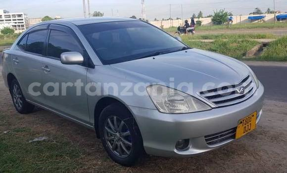 Buy Used Toyota Allion Silver Car in Dar es Salaam in Dar es Salaam