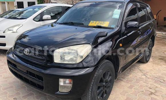 Buy Used Toyota RAV4 Black Car in Dar es Salaam in Dar es Salaam
